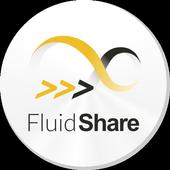 FluidShare icon