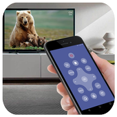 Remote Control for all TV icon