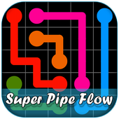 Super Flow Pipe Color icon
