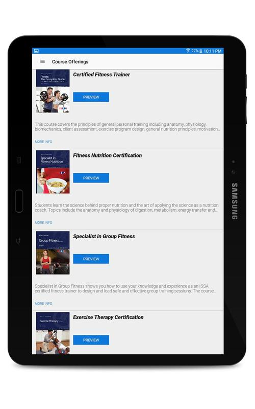 Issa Personal Trainer Apk