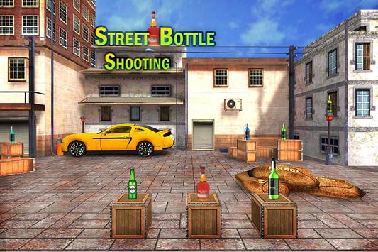 Street Bottle Shooting poster