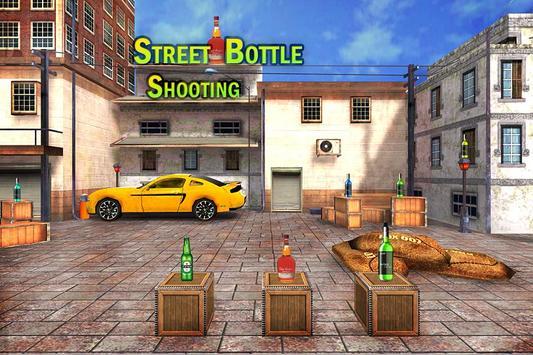 Street Bottle Shooting poster