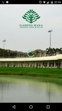 Gading Raya Padang Golf & Klub poster