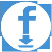 تحميل فيديو فيس بوك Facebook icon