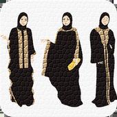 Women Suit Face Changer -Hijab Face Changer icon