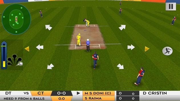 World Cricket 2018-IPL Fever. screenshot 1