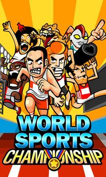 Worldsports Championship poster