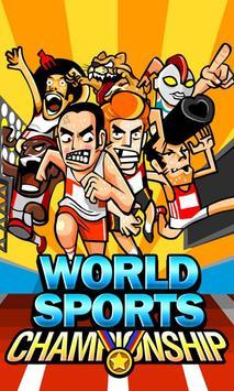 월드스포츠챔피언쉽 poster