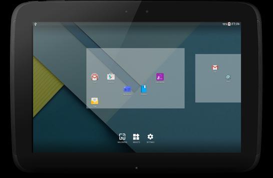 Larus Launcher apk screenshot