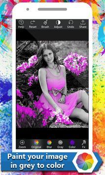 Color Splash Photo Effect poster