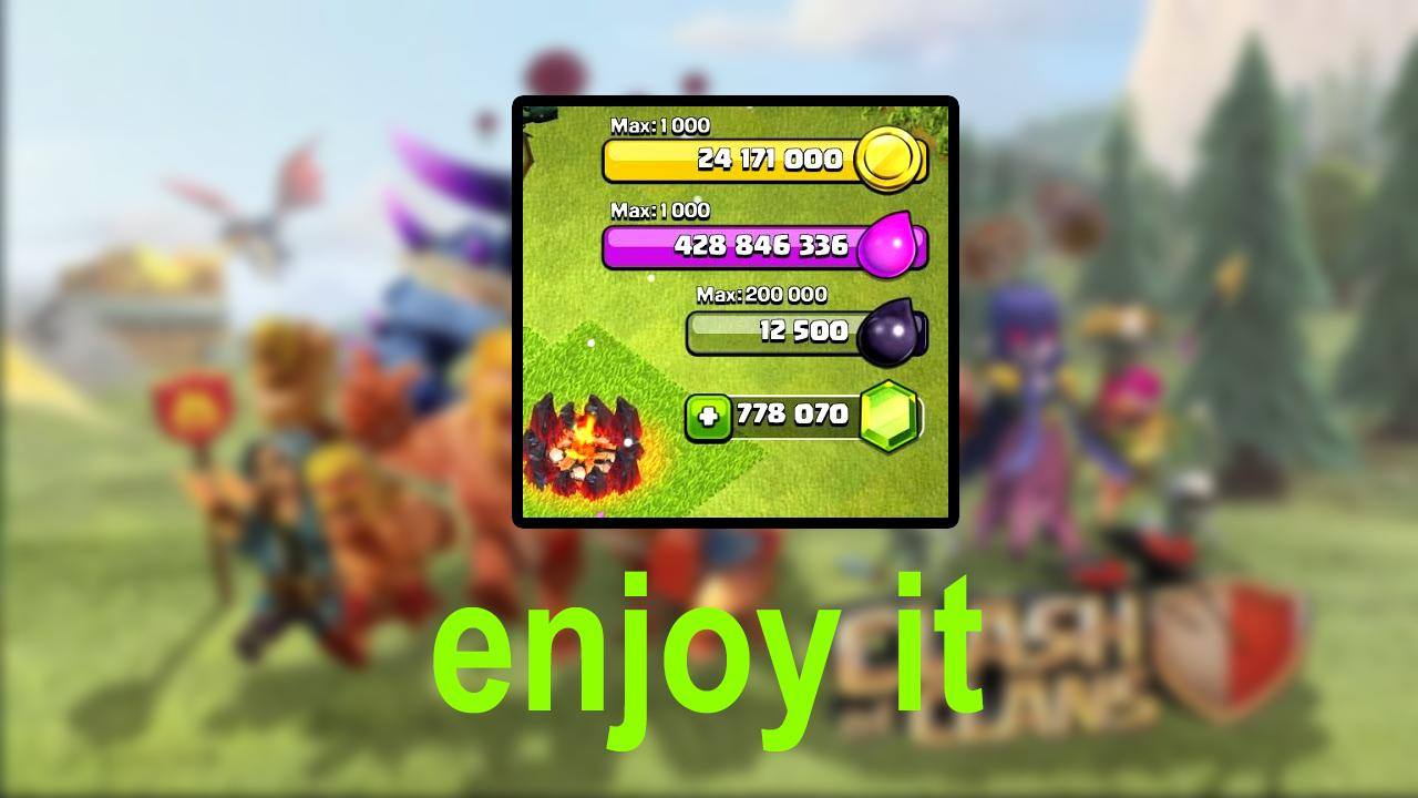 gems clash of clans prank for Android - APK Download