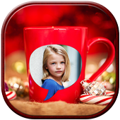 Tea Cup Photo Frames icon