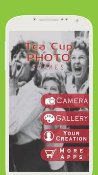 Tea Cup Photo Frames screenshot 1