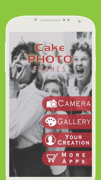 My Photo on Cake Fram screenshot 1