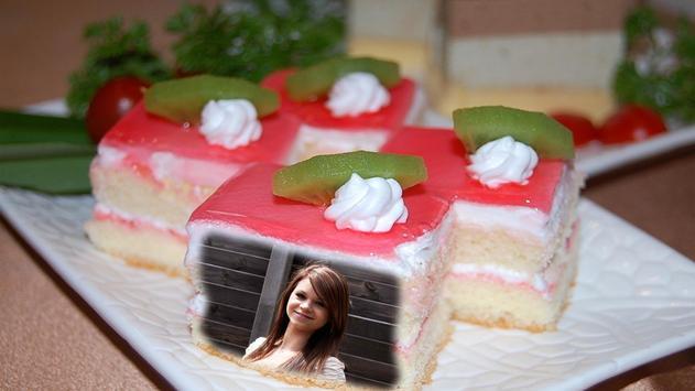My Photo on Cake Fram screenshot 2