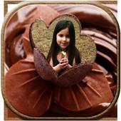 My Photo on Chocolate Frames icon