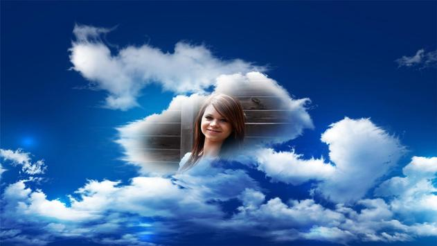 My Photo on Clouds Frames apk screenshot