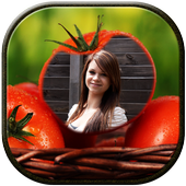My Photo in Fruit Frame icon