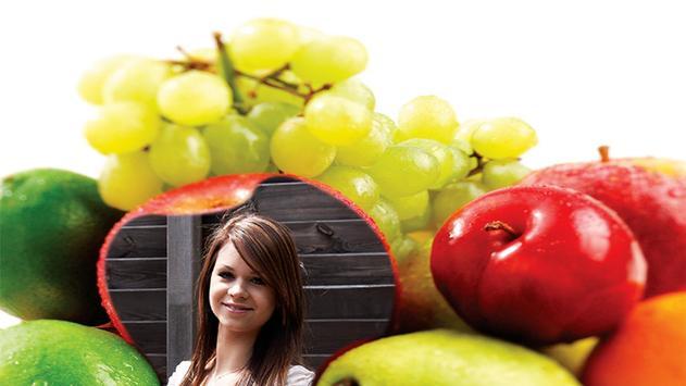 My Photo in Fruit Frame screenshot 3