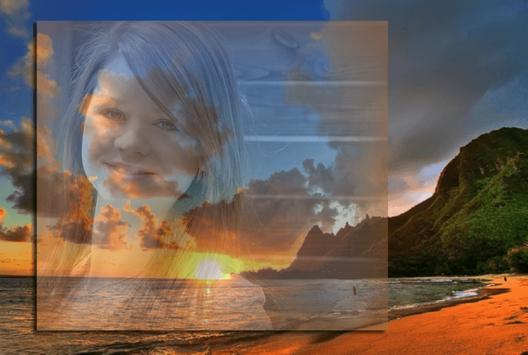 My Photo on Hawaii Beach Frame screenshot 4