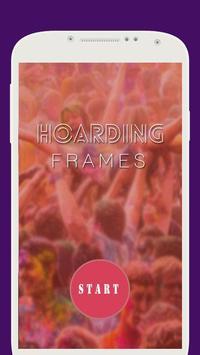 My Hoarding Frames Creator poster