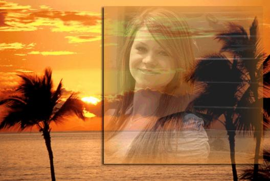 Jamaica Beach Photo Frames screenshot 2