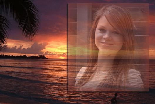 Jamaica Beach Photo Frames screenshot 3