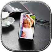 My Photo on Smart Phone Frame icon