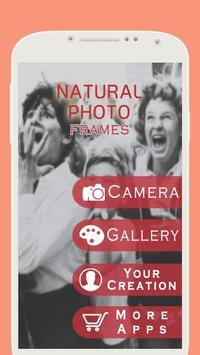 Nature Photo Frame apk screenshot