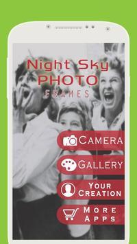 Night Sky Photo Frame apk screenshot