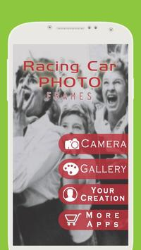 My Racing Car Photo Frames screenshot 1