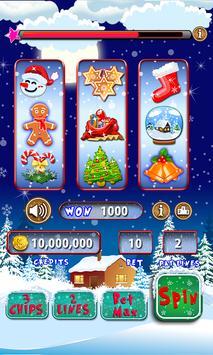 ChristmasSlot screenshot 3