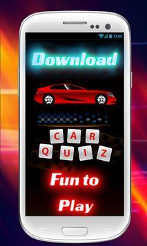 Car Pic Quiz apk screenshot