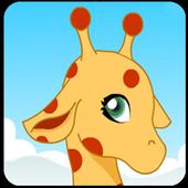 Giraffe Dress Up icon