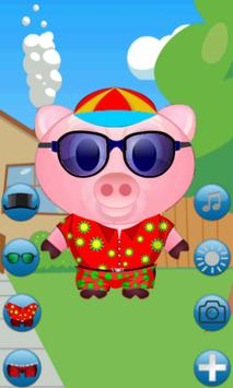Pappa Pig Dress Up screenshot 3