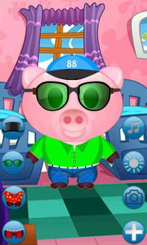Pappa Pig Dress Up screenshot 2