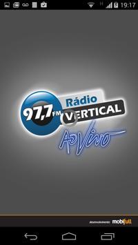 Vertical 977 FM poster