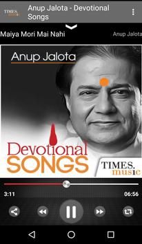 Anup Jalota Devotional Songs apk screenshot