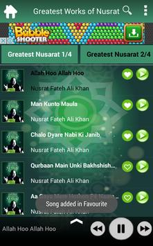 Greatest Works Of Nusrat screenshot 3
