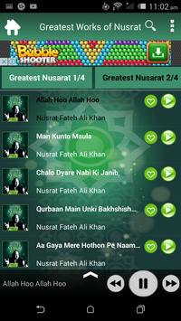 Greatest Works Of Nusrat screenshot 2