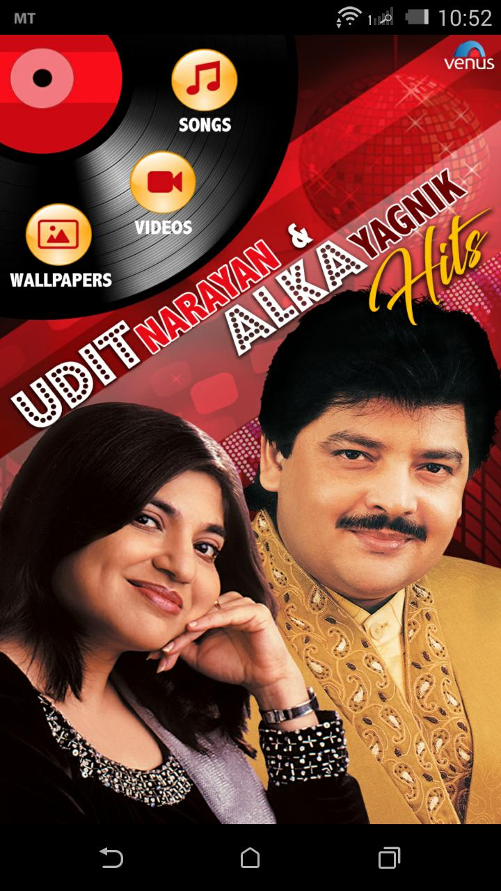 Udit Narayan And Alka Yagnik Hits for Android - APK Download