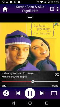 Kumar Sanu & Alka Yagnik Hits screenshot 2