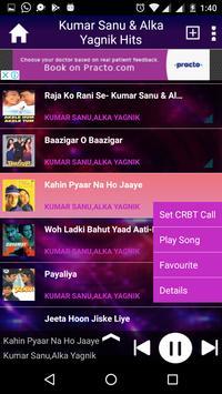 Kumar Sanu & Alka Yagnik Hits apk screenshot