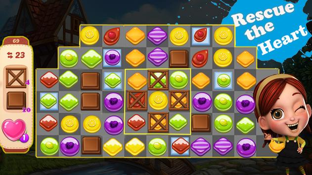 Heart Match: Fun Free Match 3 Games screenshot 4