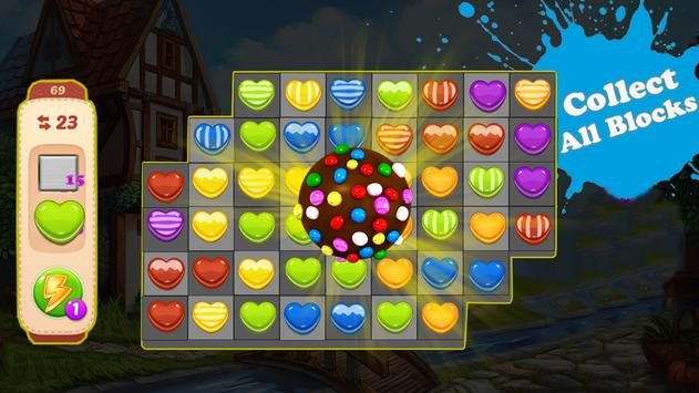 Heart Match: Fun Free Match 3 Games screenshot 5