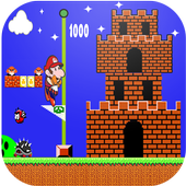 Super Adventures Gold of Mario icon
