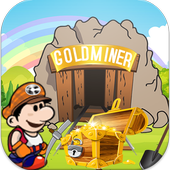 Super Adventures Gold of Miner icon