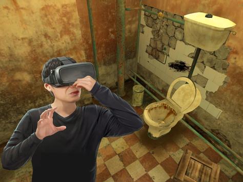 Toilet Escape VR Cartaz