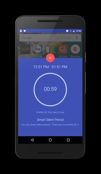 Silencer: Smart Ringer Manager screenshot 1