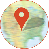 My Location, GPS Location Finder icon
